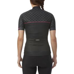 Giro Chrono Sport Jersey Damen black checks